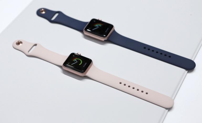 Apple presentó el iPhone 7 7