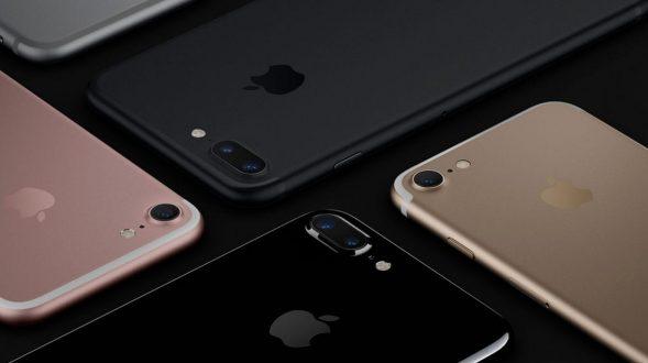 Apple presentó el iPhone 7 6