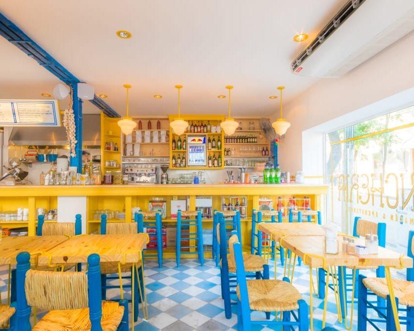 Brunchería: un bar con color 3