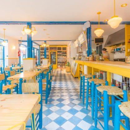Brunchería: un bar con color 8