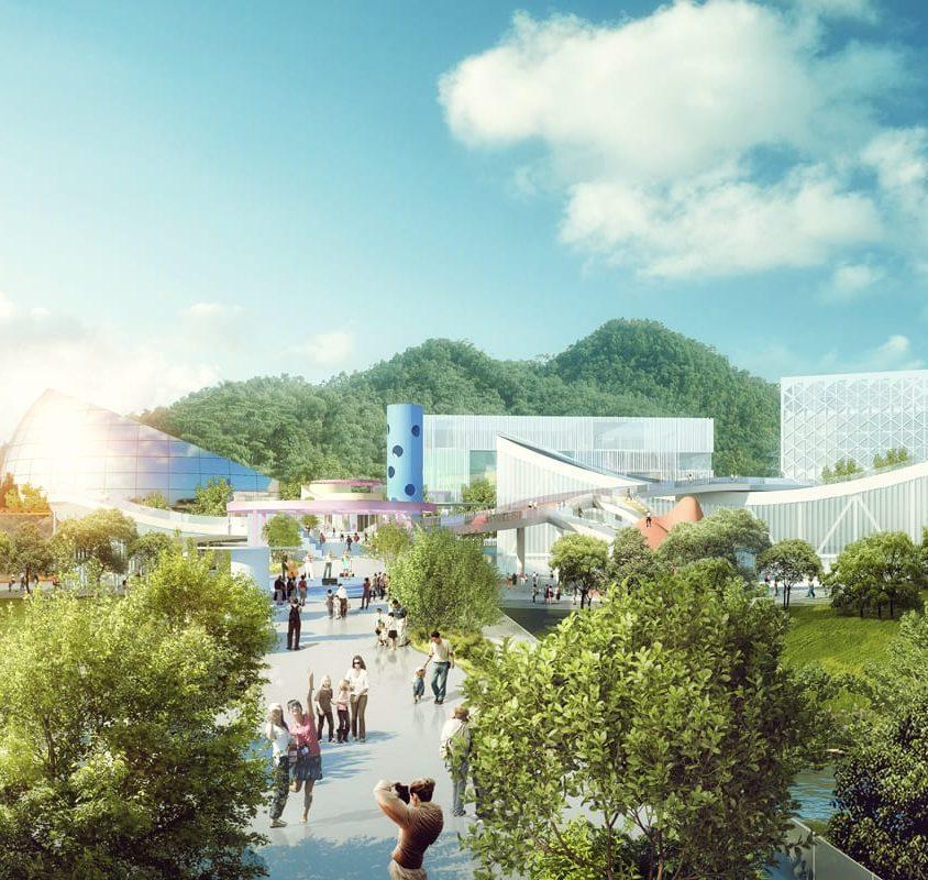 Centro Deportivo y Cultural Xili 3