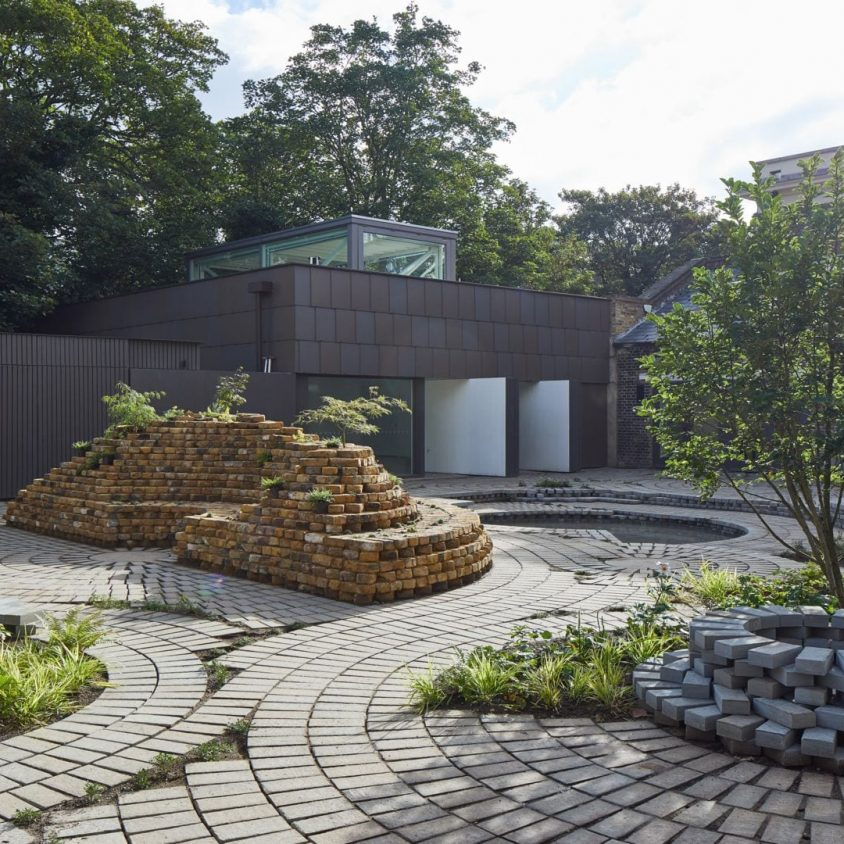 Jardín de arte 2