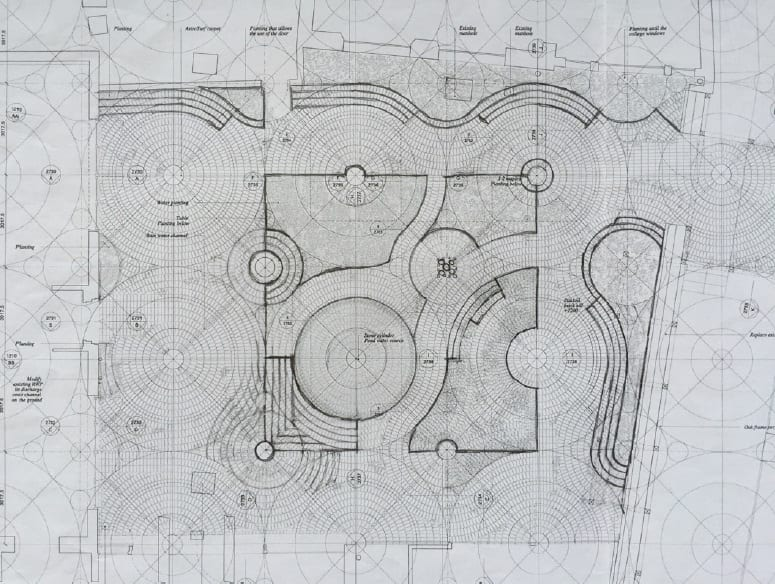 Jardín de arte 5