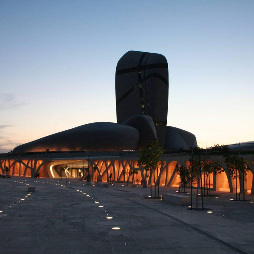 Centro Rey Abdulaziz para la Cultura Mundial 5