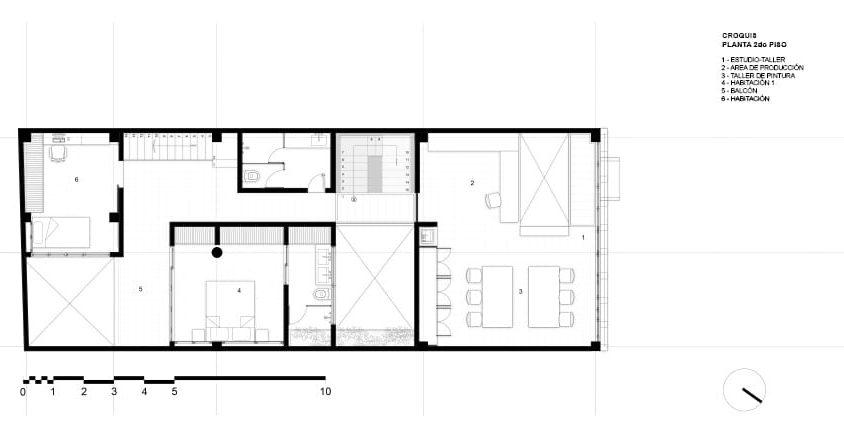 Casa Croquis: un espacio de inclusión. 20