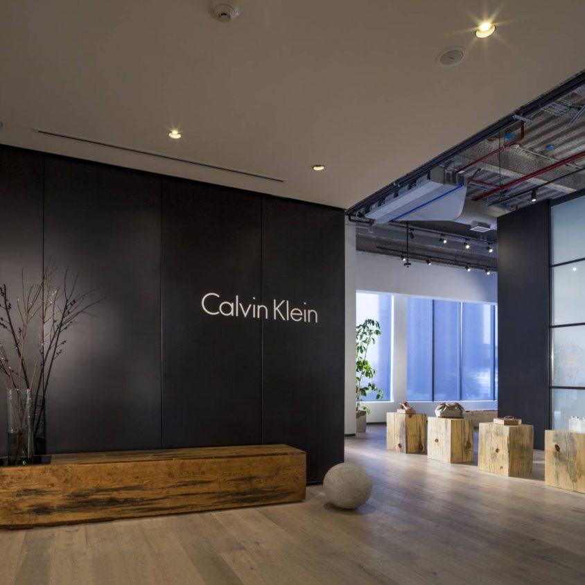 Calvin Klein - PVH Showroom 1