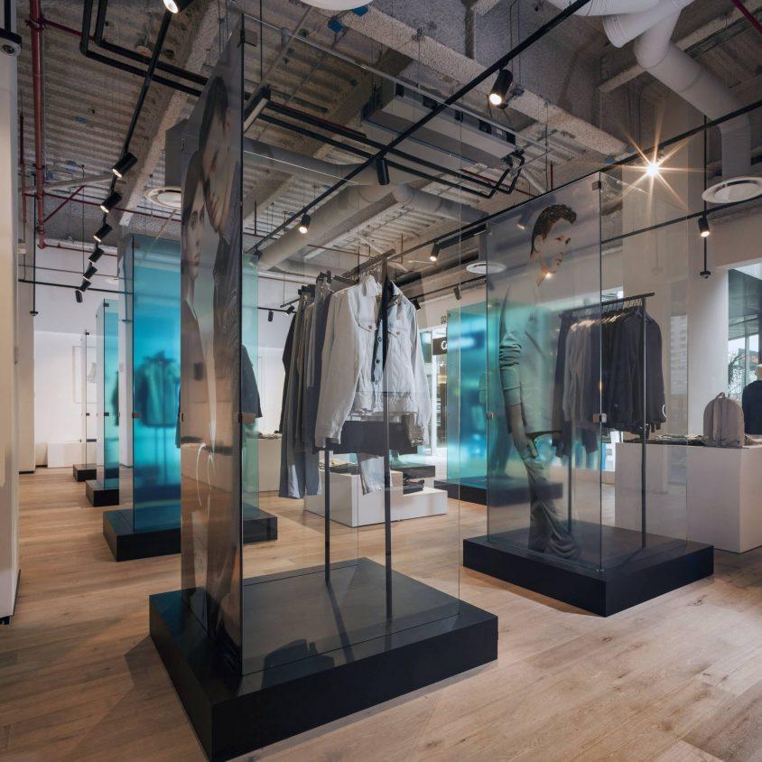 Calvin Klein - PVH Showroom 3