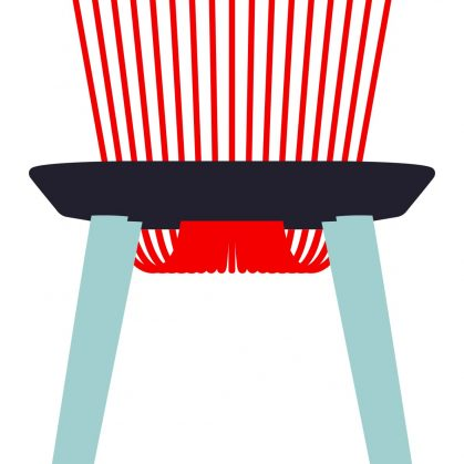 The WW Chair Colour Series 18