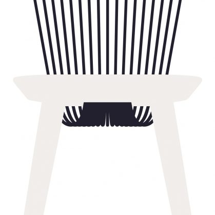 The WW Chair Colour Series 21