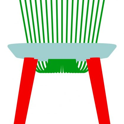 The WW Chair Colour Series 20