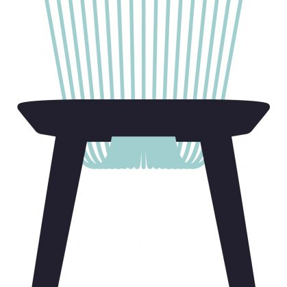 The WW Chair Colour Series 19