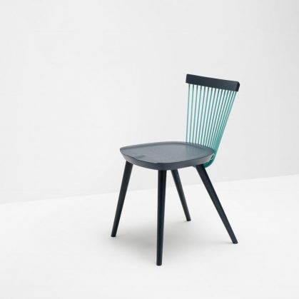 The WW Chair Colour Series 11