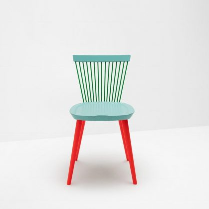 The WW Chair Colour Series 10