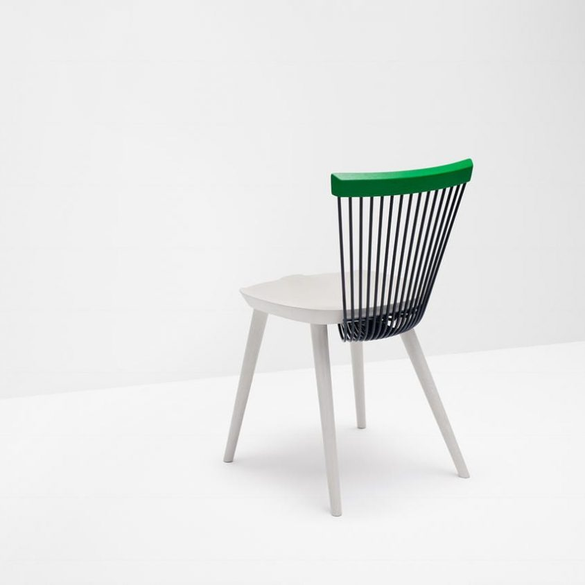 The WW Chair Colour Series 9