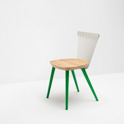 The WW Chair Colour Series 8