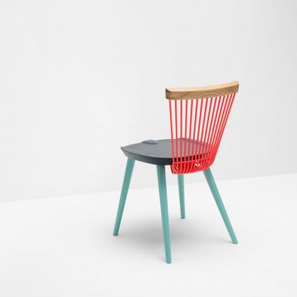 The WW Chair Colour Series 7