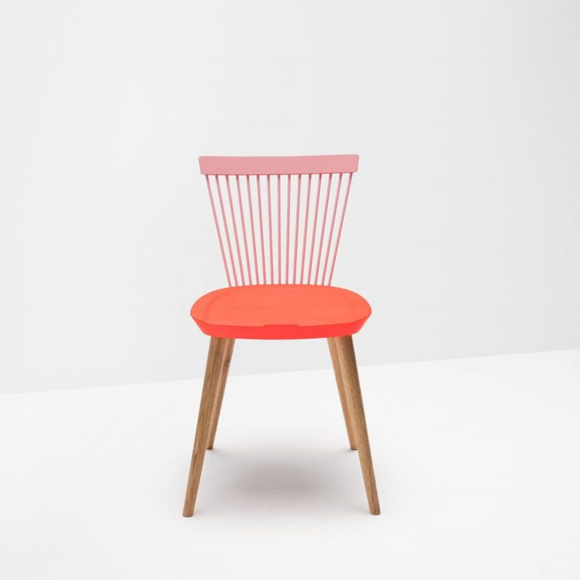 The WW Chair Colour Series 6