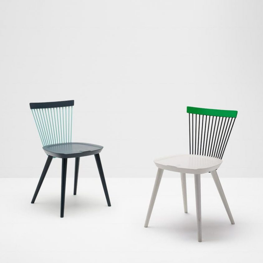 The WW Chair Colour Series 5