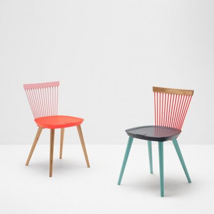 The WW Chair Colour Series 4