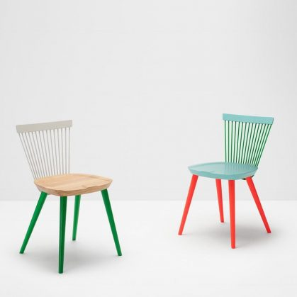 The WW Chair Colour Series 3
