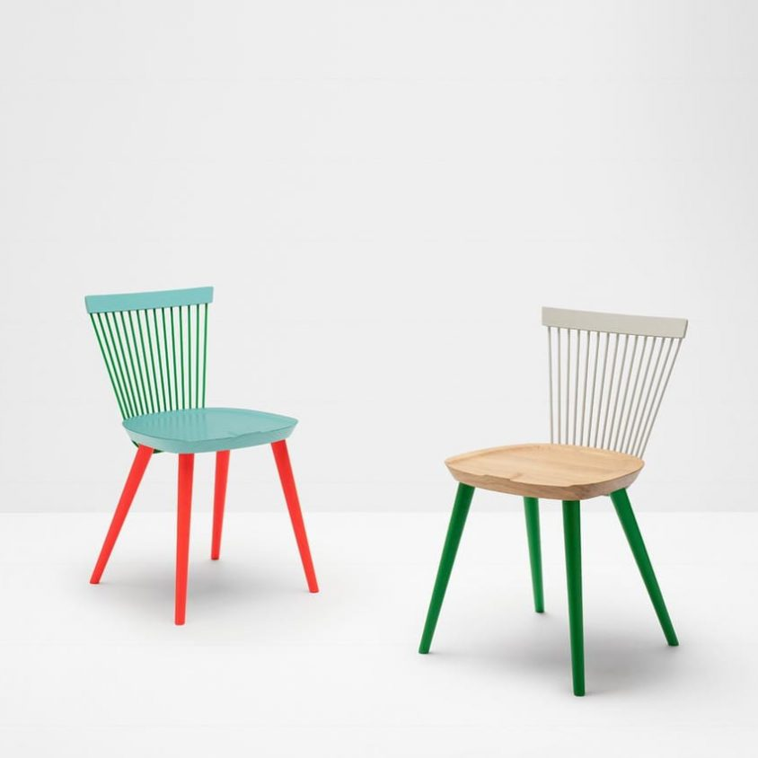 The WW Chair Colour Series 2