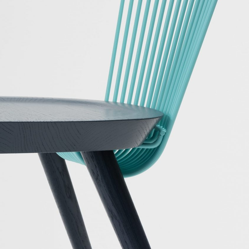 The WW Chair Colour Series 17