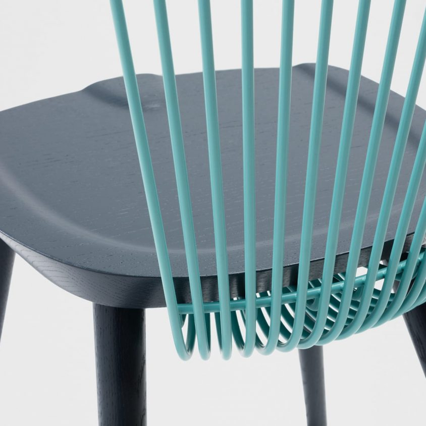 The WW Chair Colour Series 16