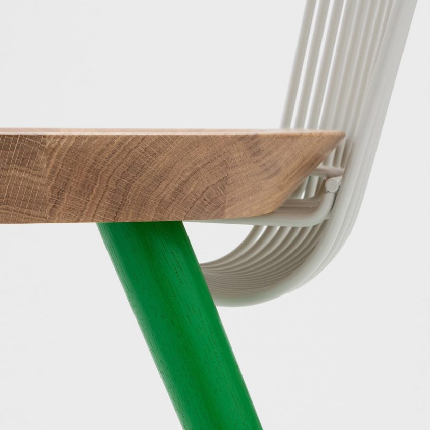 The WW Chair Colour Series 14