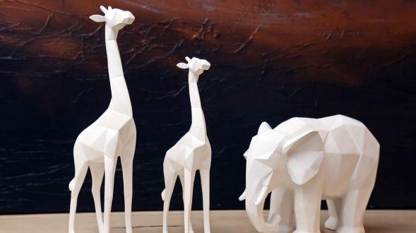 Animales de origami 20