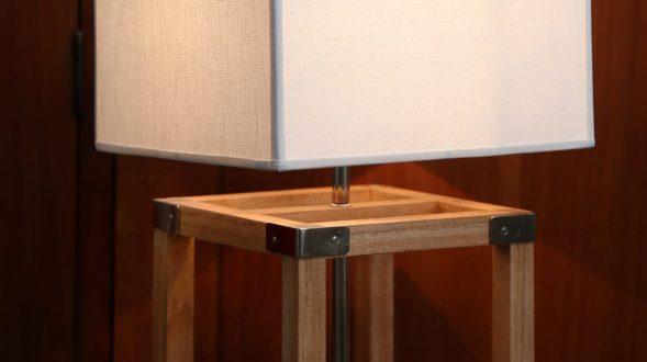 Lámpara de línea cúbica 7
