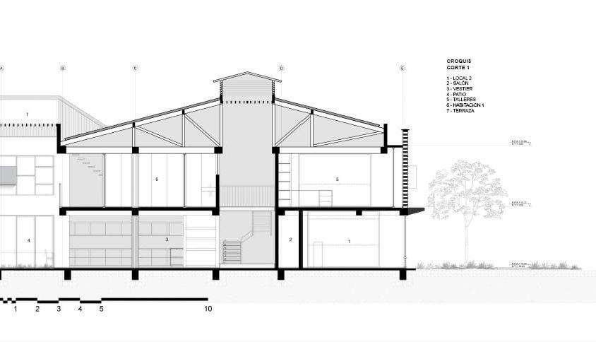 Casa Croquis: un espacio de inclusión. 21