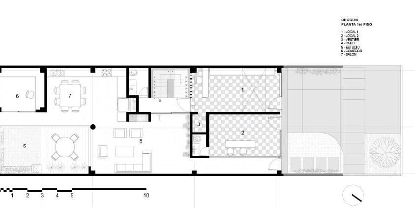 Casa Croquis: un espacio de inclusión. 19