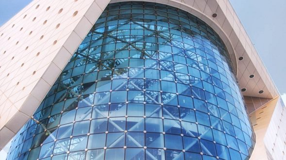 The Green Planet Dubai, un bioma dentro de un cilindro 2