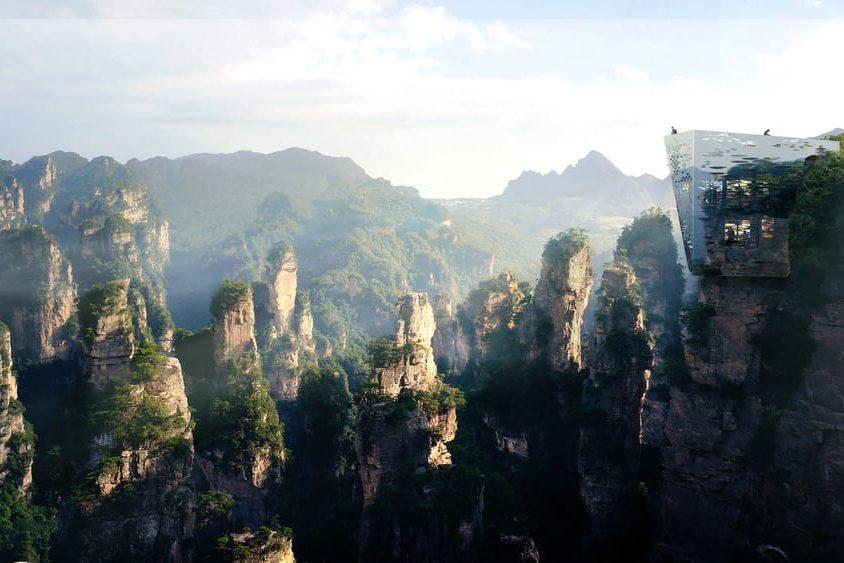 Zhangjiajie: un lugar que asombra 1