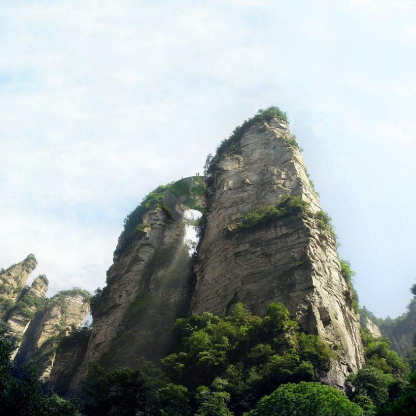 Zhangjiajie: un lugar que asombra 2