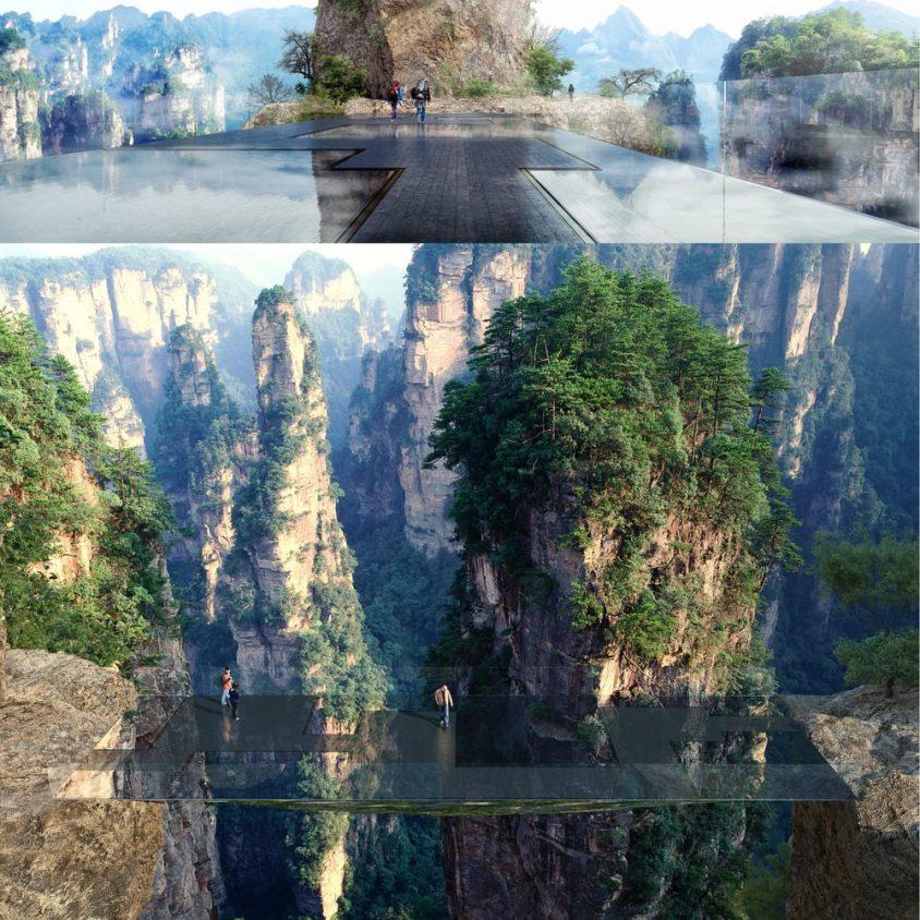 Zhangjiajie: un lugar que asombra 3