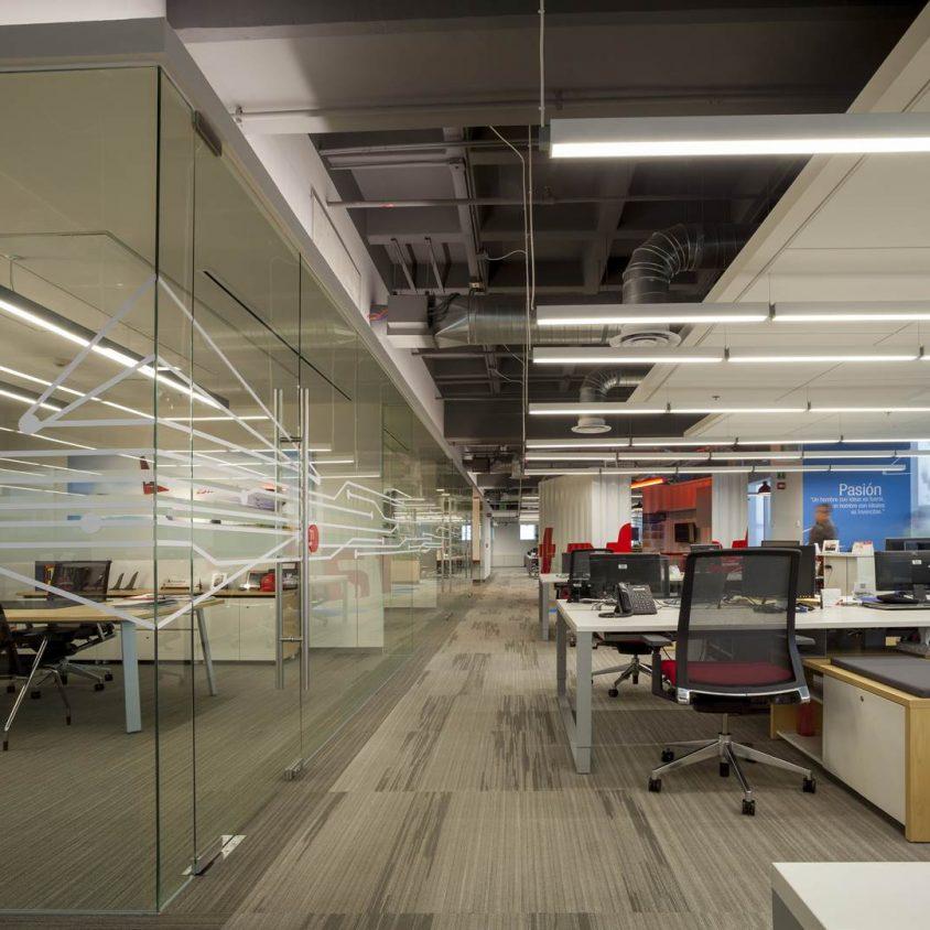 Oficinas que inspiran creatividad 6