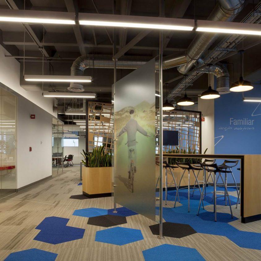 Oficinas que inspiran creatividad 3