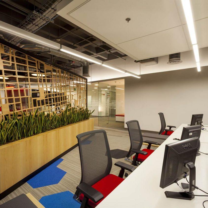 Oficinas que inspiran creatividad 4