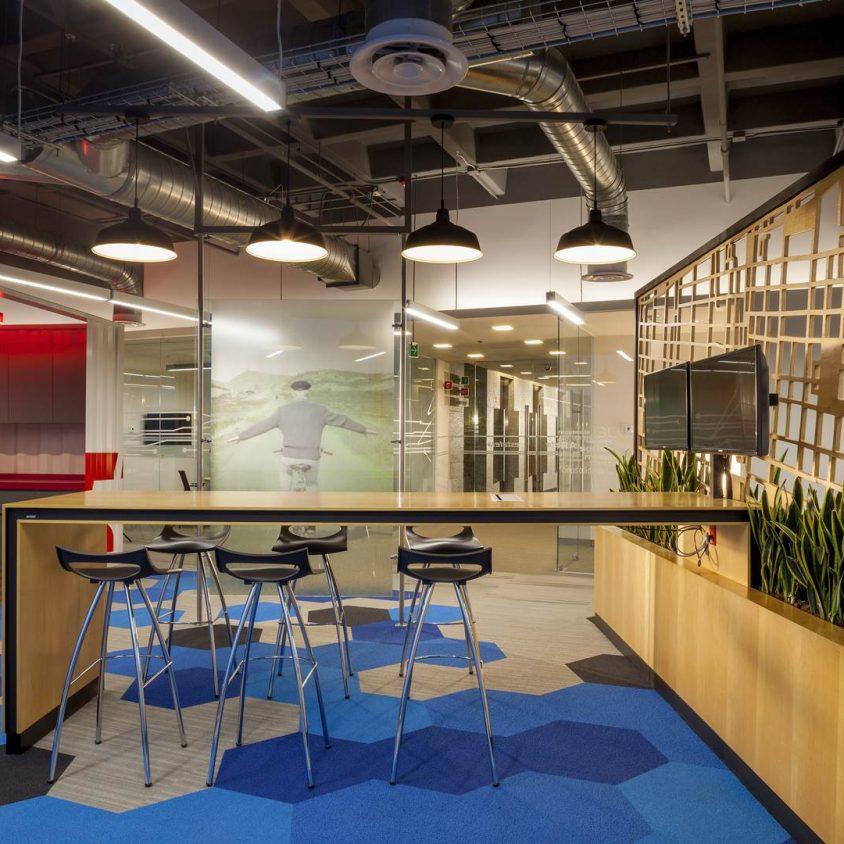 Oficinas que inspiran creatividad 1