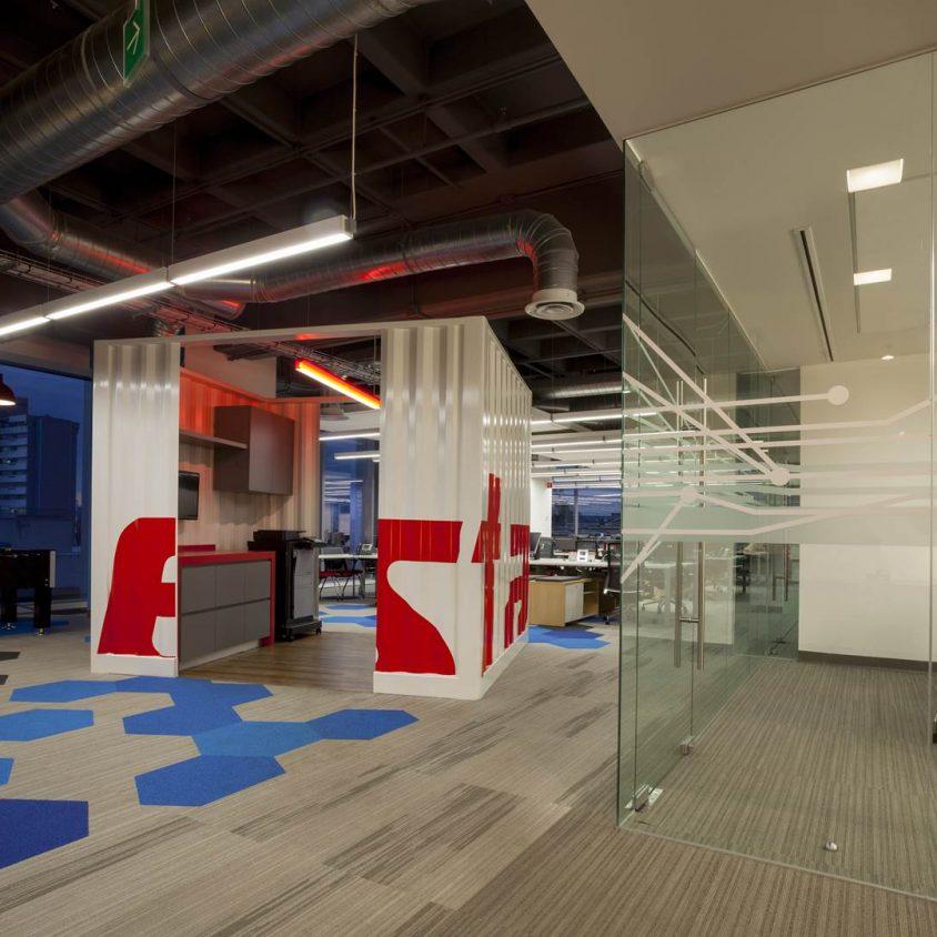 Oficinas que inspiran creatividad 2