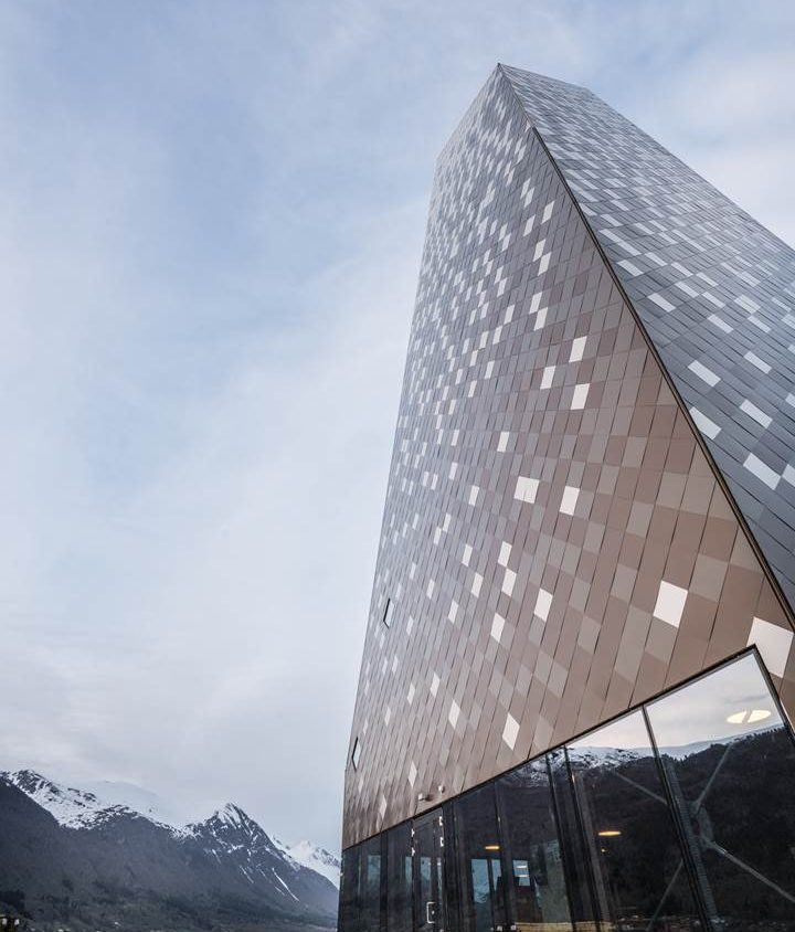 Norwegian Mountaineering Center 6