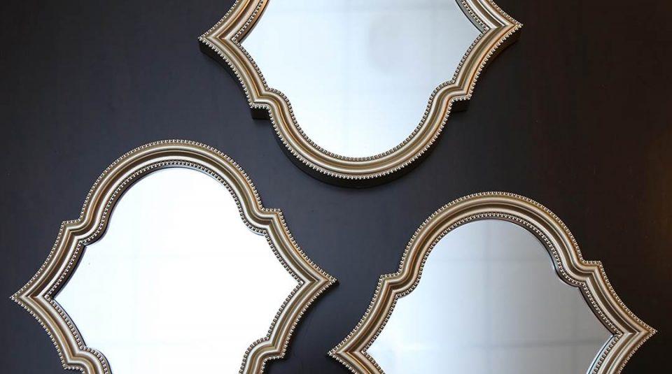 Espejos con diseños marroquíes 1