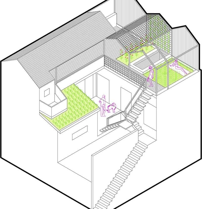 Terraza para interactuar 14