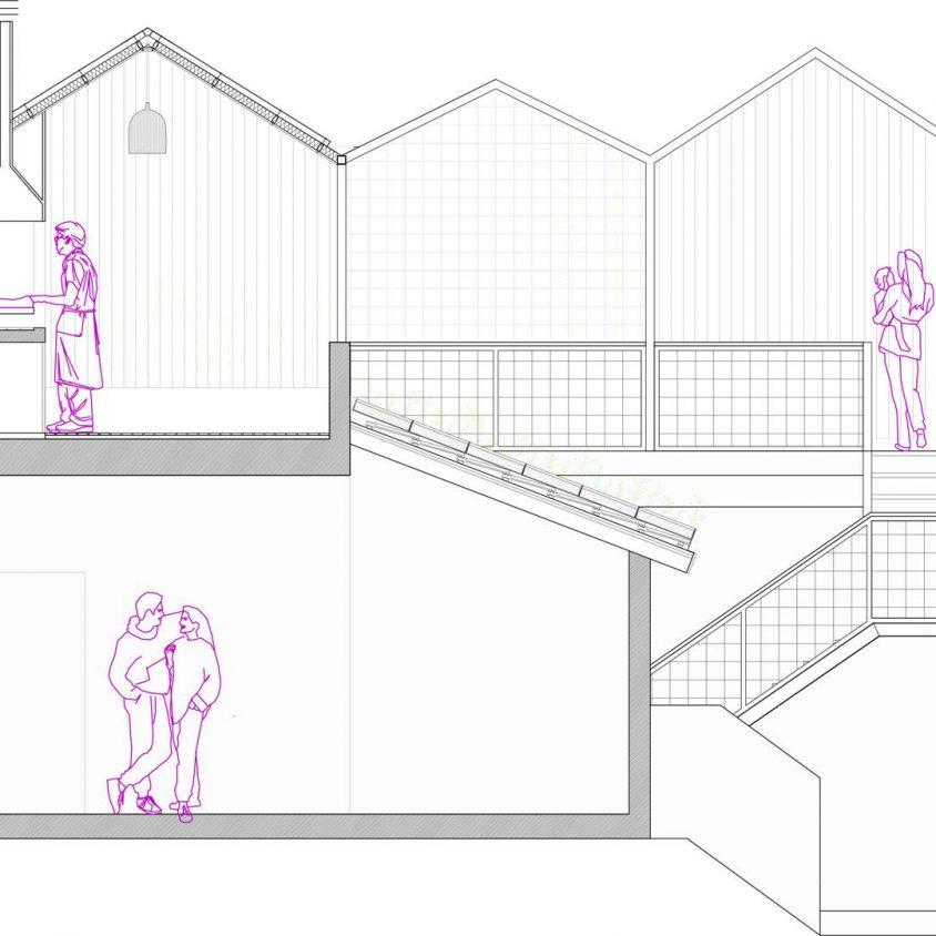 Terraza para interactuar 13