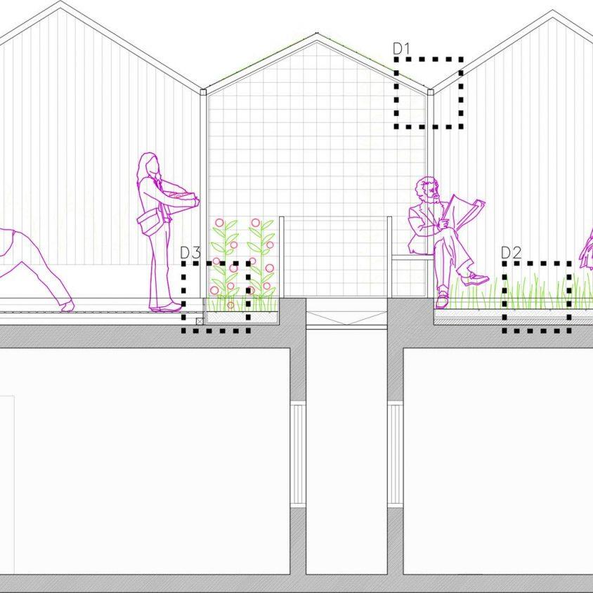 Terraza para interactuar 12
