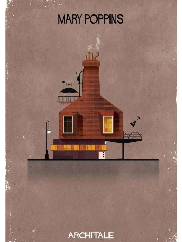 Cuentos de hadas narrados por la arquitectura 8