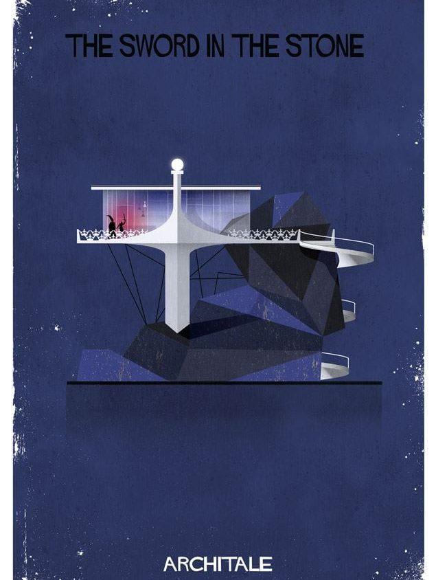 Cuentos de hadas narrados por la arquitectura 12