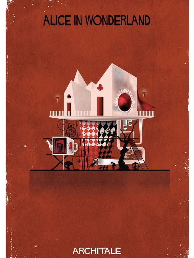 Cuentos de hadas narrados por la arquitectura 3