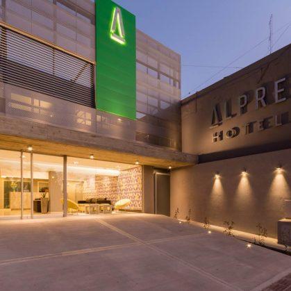 Reforma Hotel Alpre S.A 4